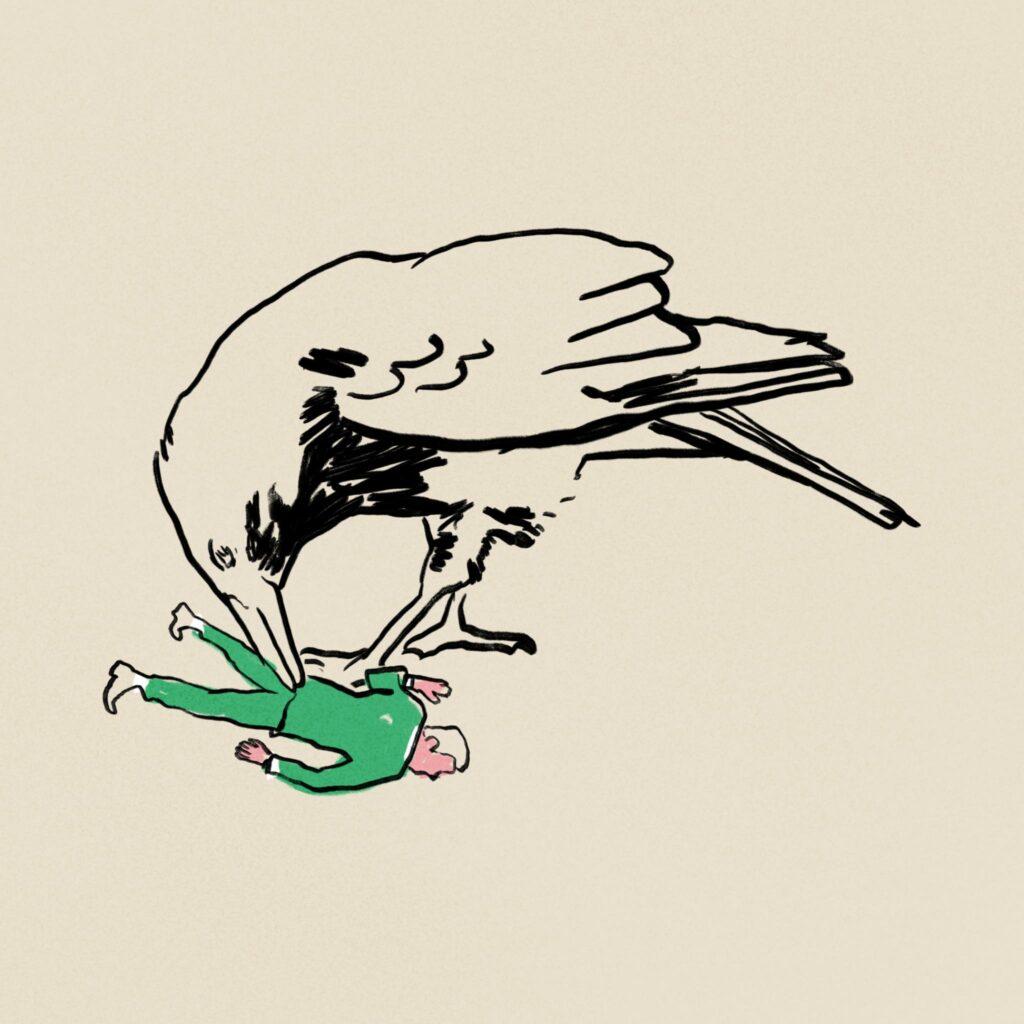 Illustratie: Fleur Keersmaekers